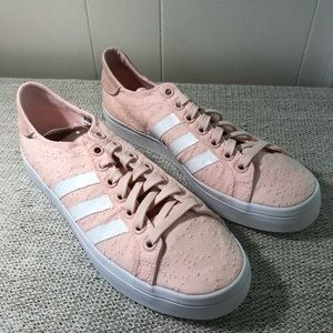 NWT Dusty Rose/Pink Adidas Sneakers